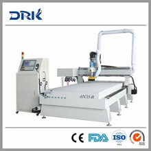 China ATC CNC wood Router with carousel /round disk tool changer 1224/1325