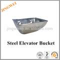 Ferro galvanizado balde aço elevador transportadoras balde toda stamping balde de aço