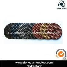 Dry and Wet Diamond Dry Polishing Pads