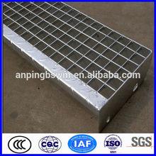 high quality galvanized metal steps
