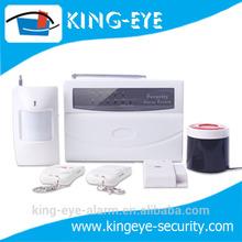 Smart wireless home security alarm system kit with CE. PSTN network (KI-2800B)