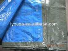 virgin HDPE material PE tarpaulins factory in Shandong province, China
