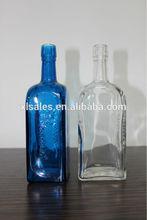 Airtight 750ml Glass Bottle For Liquor
