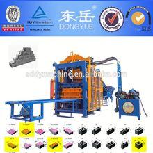 Best selling in alibaba QT4-15 gongyi city price brick block machine in malaysia