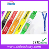 Lanyard usb pen drive shenzhen factory colorful secure usb storage for Christmas bulk 1Gb usb flash drive