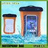 PVC Waterproof Mobile Phone Bag,New Arrival Transparent Plastic Waterproof Mobile Bag