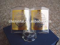 crystal quran, crystal book, islamic gifts MH-LP033
