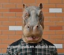 Vivid smile hippo latex full face mask