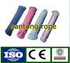 Assorted diamond braided pp rope