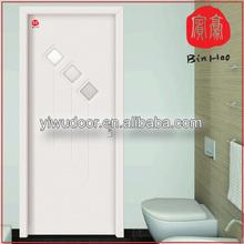 Smart glass door