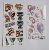 body art tattoo sticker