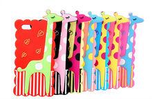 New arrival cute giraffe phone case