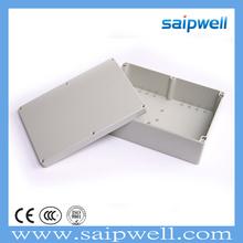SAIPWELL/SAIP Best Selling IP67 263*182*60mm Electrical Plastic ABS Waterproof Junction Box(SP-F6 Low Enclosure)