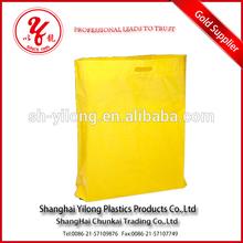 Heat Seal Sealing Handle and Plastic Material zipper pvc bag