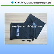 2014 Foldable unique transfer printed microfiber pouch