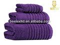 la venta de algodón antibacteriano natural de bambú de terry toallas de tela