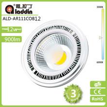 12w CE RoHS gu10 AR111 spot led led spot led spotlighting/ar111 g53 led/ar111 gu53 led cree ar111 lamp