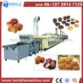 Preço de fábrica Chocolate pão máquina de decoração do bolo