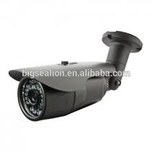 Outdoor Housing 1000TVL HI Focus Cctv IR Camera IR Night Vision