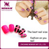 Fashion pretty beauty fingers nail art tips