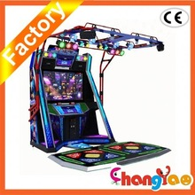 E-Dance Station(E-DS) Hot Selling Electric Machine Games For Kids