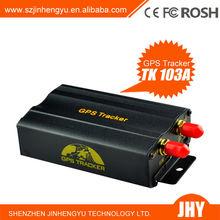 cheap mini gps tracker GPS gsm gprs car tracker cut engine GPS car tracker 103a