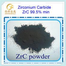 ZrC 99.5% zirconium carbide chemical properties