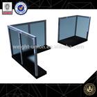 chinese furniture corner glass display cabinet