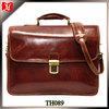 High quality nubuck leather bag for men custom men leather shoulder bag