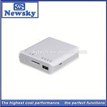 Qualcomm module high-speed 3G wireless pocket 3g wifi router