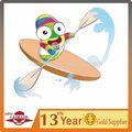 Nanjing olímpico de la juventud de la mascota de peluche de juguete muñeca recuerdos lele, Suéter