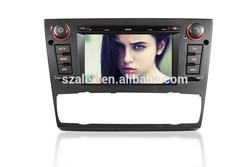 6.2 inch car audio video entertainment navigation system for bmw e90,e91,e92,e93