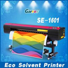 1.6m wide polyester/ fabrics/ feather flag Sublimation Printer(Garros SE1601/1440dpi)