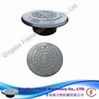 FM-M-315RT D400 EN124 spheroidizing graphite ductile cast iron metal lid china supplier gray cast irons