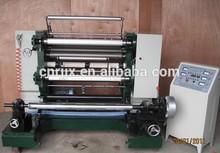 LFQ-1300 Computer control vertical type OPP plastic film slitting cutter machine