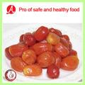 alta qualidade conservas de cereja descascado de tomate