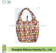 Portable Eco Foldable Folding Reusable Shopping Bag Grocery Bag (TMJ-82586)