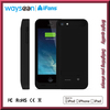MFi power case for iphone 5/5s, 2400mah battery cover backup for phone 5C