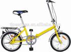 China Alloy aluminum folding bike/pocket bike