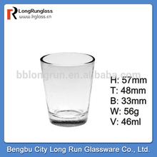 LongRun 1.5oz hiqh quality machine made drinking glass for wine