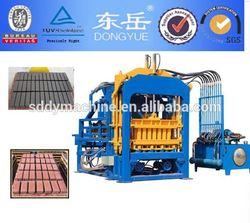 Best selling in alibaba QT4-15 refractory stone mold press price brick block machine in pakistan