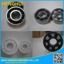 high performance full/hybrid ceramic ball 6010 2rs bearing 50x80x16