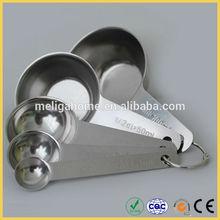 plastic heart shaped adjustable measuring spoon 2.5ml