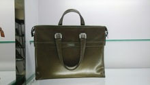 Business Real Cowhide Computer Bag