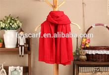New 2014 fashion women Autumn Winter Warm scarf All-match solid color plain cotton scarf shawl Female/Women Hijab 180*110