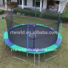 2014 RT superstar 16ft World outdoor cheap big gymnastic trampoline