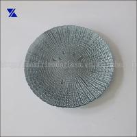 Hand Made Blue Glass plate