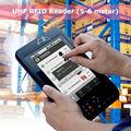 """Portátil de baixo custo 7 """" Android tablet PC RFID e NFC reader e escritor com função de chamada de telefone"""