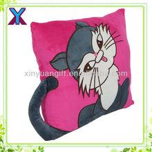 The Original Cartoon little kitten Hold Pillow Plush Toy Plush Pillow