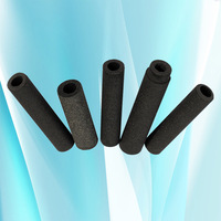 Sports bottle carbon block water filter cartridge with high absorption